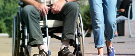 Elderly population exercise balance strength training